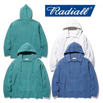 RADIALL(ラディアル)NOVA-HOODIESWEATSHIRT【2018AUTUMN&WINTERCOLLECTION】【RAD-18AW-CUT001】