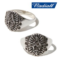 RADIALL(ラディアル)LOWRIDERCHARM‐PINKYRING(SILVER)【2019SPRING&SUMMERCOLLECTION】【RAD-19SS-JWL020-01】【リング】