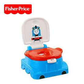 フィッシャープライス Fisher price 機関車トーマス 補助便座 おまる 踏み台 1台3役