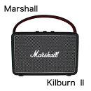 【1年保証】MarshallKilburnIIBluetoothマーシャルブルートゥーススピーカーBLACK
