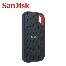【1年保証】SanDisk 外付SSD 2TB エクストリーム ポータブル USB3.1 Gen2対応 SDSSDE60-2T00-G25