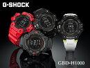 G-SHOCKG-SQUADカシオGショックジースクワッドCASIO心拍計Bluetooth搭載GPSソーラー腕時計
