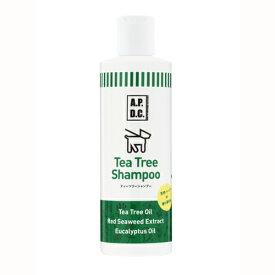 A.P.D.C. ティーツリーシャンプー 250ml[APDC/エーピーディーシー/Shampoo/ラベンダー/ローズマリー/ハーブ]