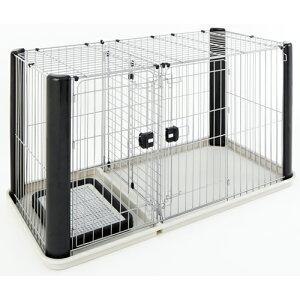 【SALE】【送料無料】アドメイト ヴィラフォートサークル[小型犬/中型犬/おしゃれ/仕切り/インテリア]