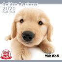 【送料無料】【あす楽】THE DOG 2020年 カレンダー ゴールデンレトリーバー[犬/ドッグ/ペット/calendar/令和/壁…