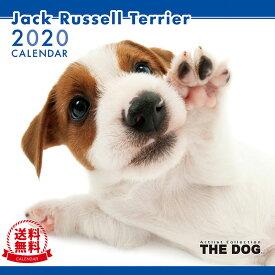 【送料無料】THE DOG 2020年 カレンダー ジャックラッセルテリア[犬/ドッグ/ペット/calendar/令和/壁掛け]