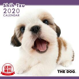 【送料無料】【あす楽】THE DOG 2020年 カレンダー シーズー[犬/ドッグ/ペット/calendar/令和/壁掛け]