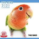 【送料無料】THE BIRD(鳥) 2020年 カレンダー[インコ/オウム/文鳥/calendar/令和/壁掛け]