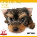 【送料無料】【あす楽】THE DOG 2020年 カレンダー ヨークシャ—・テリア[犬/ドッグ/ペット/calendar/令和/壁掛…