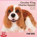 【送料無料】THE DOG 2021年 カレンダー キャバリア キング チャールズ スパニエル[犬/ドッグ/ペット/calendar/…
