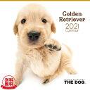 【送料無料】THE DOG 2021年 カレンダー ゴールデンレトリーバー[犬/ドッグ/ペット/calendar/令和/壁掛け]