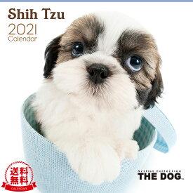 【送料無料】THE DOG 2021年 カレンダー シーズー[犬/ドッグ/ペット/calendar/令和/壁掛け]