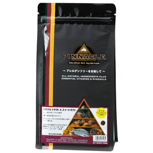 PINNACLE ピナクル トラウト&スイートポテト 全年齢犬用(アレルギー対応) 2kg
