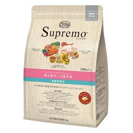 Nutro Supremo ニュートロ シュプレモ 超小型犬〜小型犬用 体重管理用(低脂肪・低カロリー) 6kg