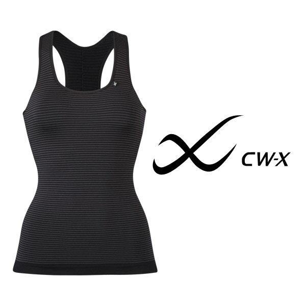 [ワコール]CW-X スポーツブラ(キャミソールタイプ)[T字サポート機能](スポーツ用ブラジャー単品)HTY062【wcl-cwx-wi】【405】【n】【n07】【p】【】