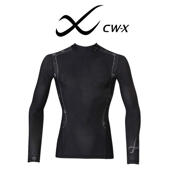 ワコール CW-X 柔流 Jyuryu レボリューションタイプ ハイネックロングスリーブシャツ メンズ JAO003【wcl-cwx-mt】【404】【n】【n10】【p】【】