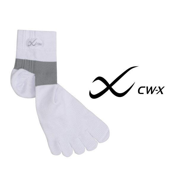 ワコール CW-X パーツ 5本指ソックス ショートタイプ ユニセックス 男女兼用 スポーツ用靴下 BCR610【wcl-cwx-ub】【410】【n】【n07】【p】【pwt】【】