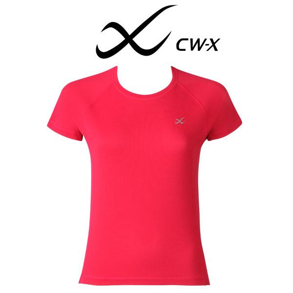 ワコール CW-X スポーツアウター トップ Tシャツ 半袖 ライトメッシュ レディース DLY540【wcl-cwx-w】【n】【n10】【p】【】