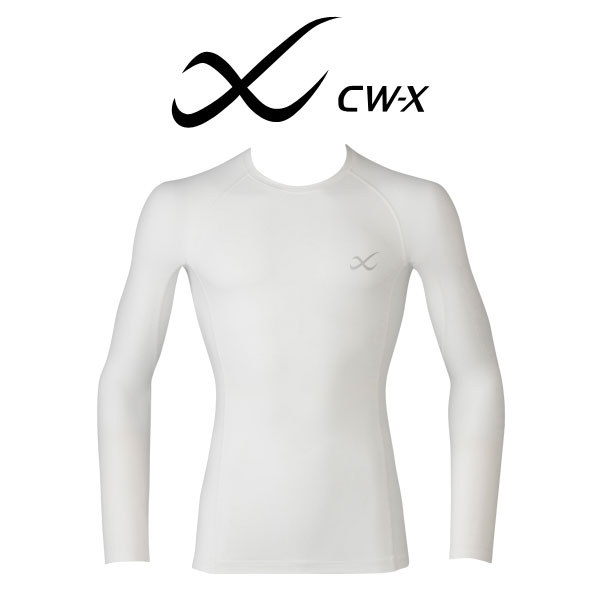 ワコール CW-X セカンドボディ ラウンドネック 長袖 メンズ CHO020【wcl-cwx-mt】【n】【n10】【p】【ms5p4】【】