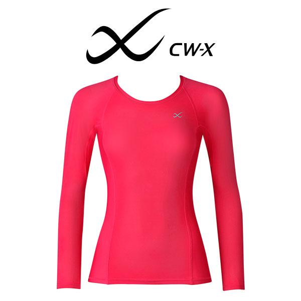 ワコール CW-X セカンドボディ ラウンドネック 長袖 レディース CHY420【wcl-cwx-wt】【n】【n10】【p】【】
