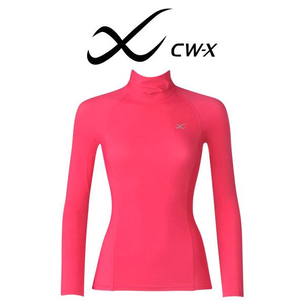 ワコール CW-X セカンドボディ ハイネック 長袖 レディース CHY430【wcl-cwx-wt】【n】【n10】【p】【】