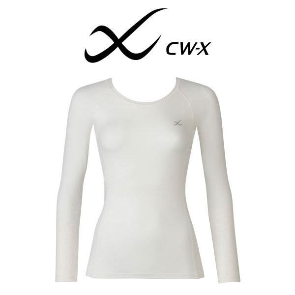 ワコール CW-X セカンドボディ ラウンドネック 長袖 メッシュタイプ レディース CHY520【wcl-cwx-wt】【n】【n10】【p】【】