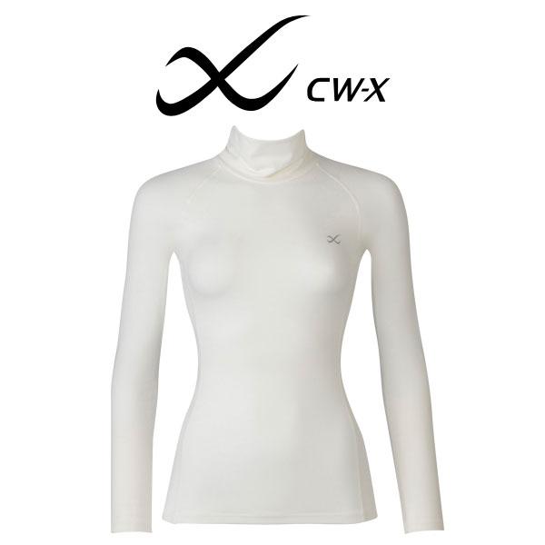 ワコール CW-X セカンドボディ ハイネック 長袖 メッシュタイプ レディース CHY530【wcl-cwx-wt】【n】【n10】【p】【】