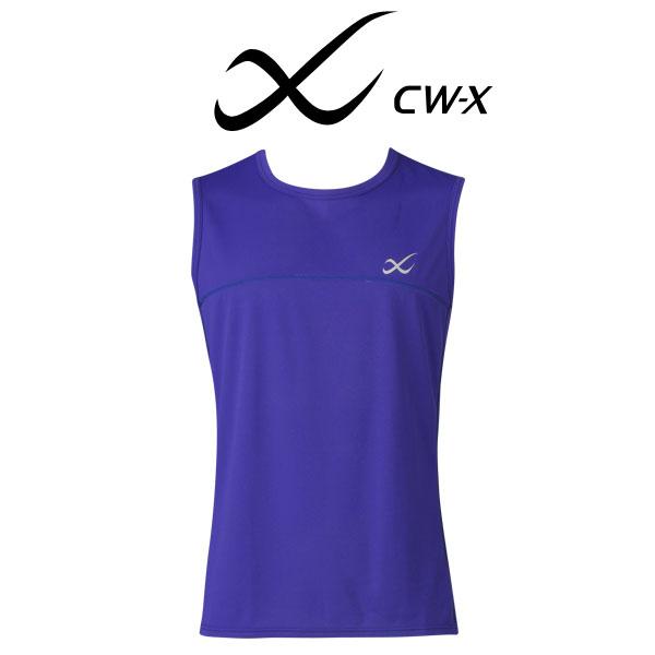 ワコール CW-X スポーツアウター トップ ランニングシャツ ライトメッシュ メンズ DLO132【wcl-cwx-m】【n】【n10】【p】【ms5p4】【】