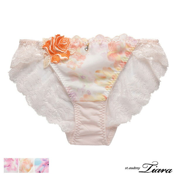 セントオードリー ティアラ Floral Musk バックレースショーツ 全3色 M 437423【p】【ms5p5】【】