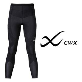 【23%OFF】ワコール CW-X スポーツタイツ ジェネレーターモデル ロング メンズ 全3色 S/M/L HZO699