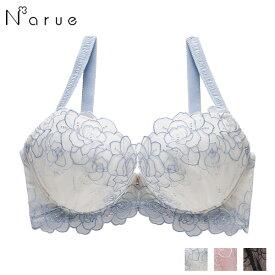 ナルエー narue ローズビジュ ブラジャー単品 全3色 G-I/65-80 19-18541