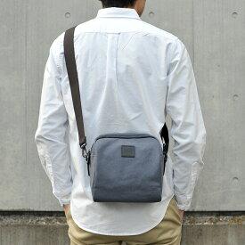 【黒犬印】ストーンウォッシュ帆布散歩鞄(大)