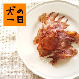 【九州産鶏とさか 30g】レビュー高評価!【ジャーキー】ヒアルロン酸たっぷり!歯のお手入れ♪【国産無添加・手作り】【犬 おやつ】