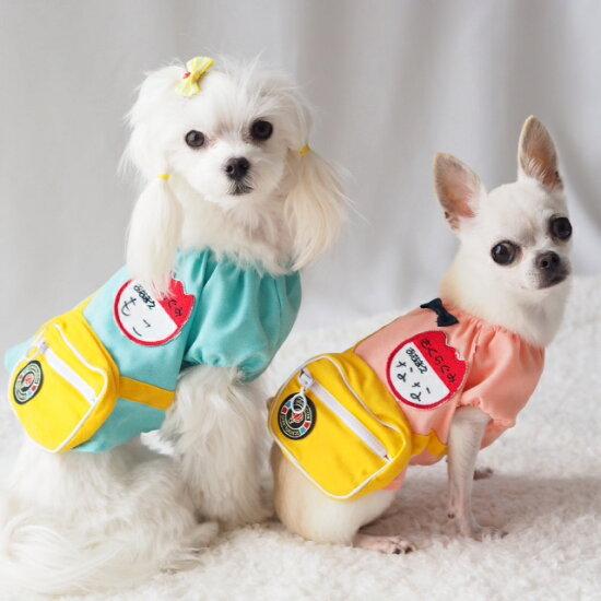 犬服・洋服・幼稚園・コスチューム・コスプレ・小型・中型犬用・トイプードル