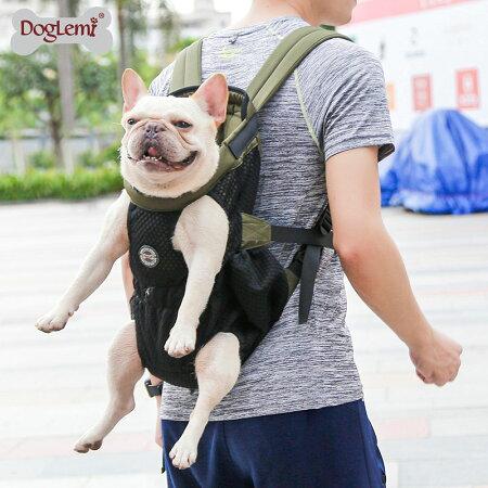 ペット・スリング・キャリーバッグ・抱っこひも・バッグ・中型犬