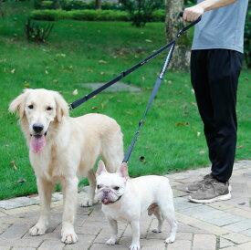 犬 中型犬 大型犬 【ダブルリード】 軽量 ロング 反射 クッション 春 夏秋冬 安全帯 ナイロン doglemi 送料無料 犬屋