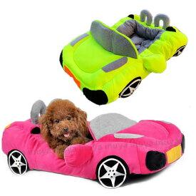 【あす楽】 犬 カー 冬 ベッド 車 スポーツカー 【あったかフリース素材 小型犬 クッション ペット 犬用品 猫用品 car】 犬屋 送料無料