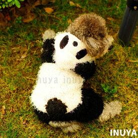 犬 服 暖か つなぎ パンダ パーカー ロンパース 小型犬 秋 冬 コスプレ コスチューム ハロウィンセール ペット 洋服