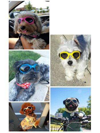 犬用サングラスPetLesoメガネゴーグルアクセサリー小型犬