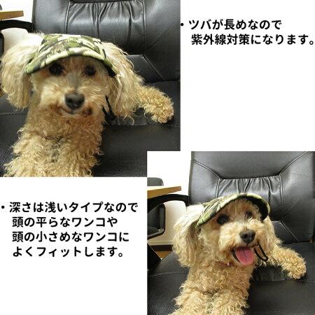 犬猫小型犬キャップTAILUP