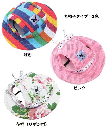 トイプードル・帽子・アクセサリー・夏