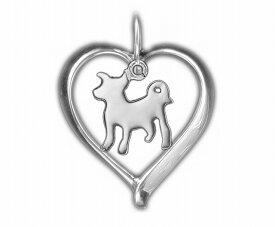 柴犬 ドッグシルエット シルバー925 モチーフ ネックレス レディース シンプル 送料無料 アクセサリー 雑貨ケース付き メンズ レディース ペット 犬 愛犬家 箱 ドッグネックレス 可愛い