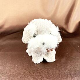 ぬいぐるみ 犬 キャンディーフォンテーヌ シュナウザー 48236 お座りドッグ【高さ:8から9cm】 バレンタイン ホワイトデー ギフト プレゼント 犬屋