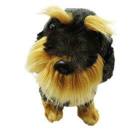 【あす楽】 ワイヤーダックスフンド【立ち】 犬 ぬいぐるみ 父の日 母の日 お誕生日 ギフト プレゼント 犬屋