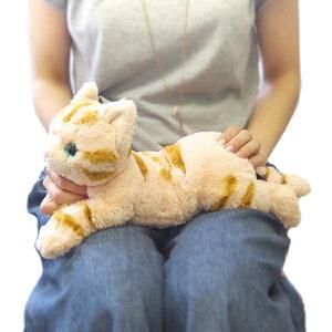 【あす楽】 ひざねこ Sサイズ 猫 BR【ブラウン】 ぬいぐるみ サンレモン 雑貨 母の日 ギフト プレゼント 犬屋