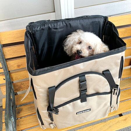 犬用・キャリー・トート・トラベルキャリー・リュック・中型犬