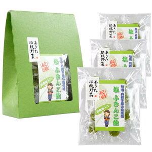 無添加 健康自然飴【塩ふきんこ飴】秋田 男鹿塩使用 1袋10個入