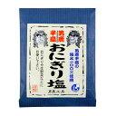 秋田 男鹿半島【おにぎり塩】男鹿海水100%使用 1袋 40g