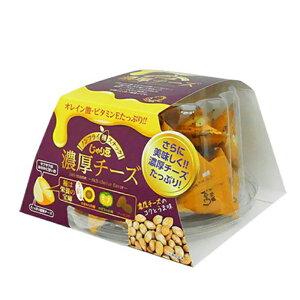 ノンフライ じゃり豆濃厚チーズ 1箱80g