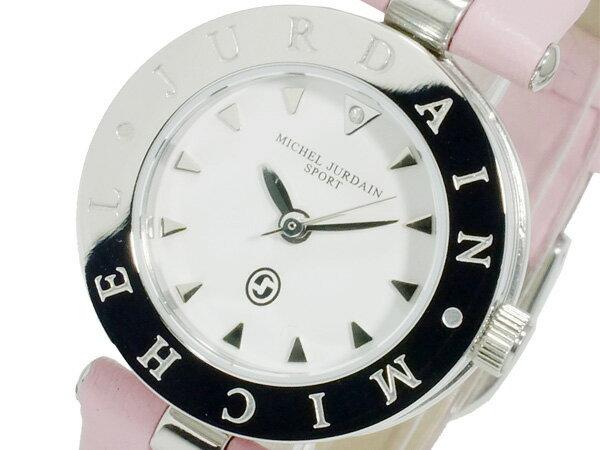 【今月特価】【ポイント5倍】(〜1/31) ミシェルジョルダン MICHEL JURDAIN クオーツ 腕時計 MJ-1500-4 レディース